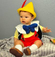 pinocchio inspired costume babies boys toddler kids children
