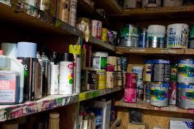 environmental impact of paint wikipedia