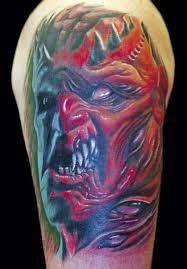 17 best demon tattoos for men images on pinterest demon tattoo