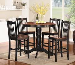 home design space saver dining set good saving round table in 79