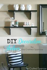 storage u0026 organization incredible diy hanging shelves