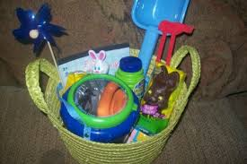filled easter baskets easter baskets don t to be filled with candy spend smart