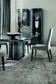 soprano 5 piece dining room set huffman koos furniture