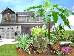 tropical garden landscape ideas photograph tropical landsc