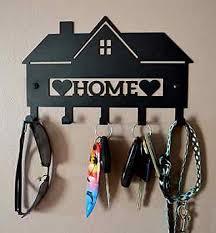 Key Home Decor Wall Key Holder Carldrogo Decorative Wall Mounted Key Holder