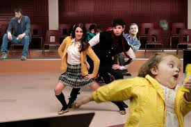 Glee Meme - fun glee meme sad keanu strutting leo image 111006 on favim com