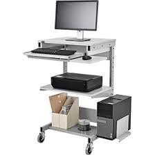 Movable Computer Desk Computer Furniture Mobile Computer Carts Mobile Computer
