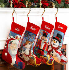 Christmas Stocking Decorations Home Paint Ideas Interior Ideas For Decorating Christmas Stockings