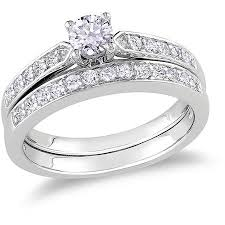 silver wedding ring sets cheap sterling silver bridal set find sterling silver bridal set