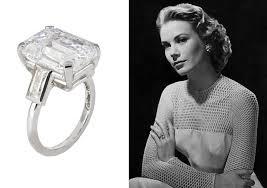 grace engagement ring grace to beyoncé seriously big carats barnebys
