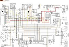 ktm electrical wiring diagrams 4strokes com