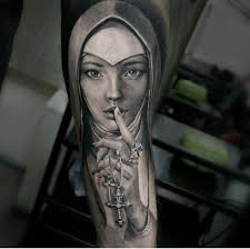 imagenes tatuajes de la virgen maria pin de doktora we en deva maria tattoos pinterest religiosas