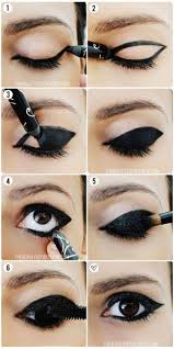best 20 catwoman makeup ideas on pinterest smoky eye tutorial
