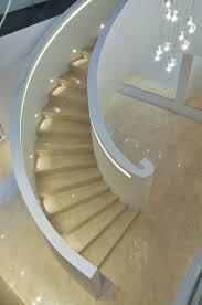 rambarde escalier design éclairage escalier led 30 idées modernes et originales