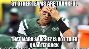 Panthers Suck Meme - mark sanchez suck football nation