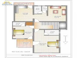 Mansion Floor Plans Free Duplex House Floor Plan And Elevation Home Deco Plans