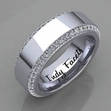 wedding ring designs pictures popular design trends in mens wedding rings indy facets