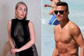 alexis sanchez wife alexis sanchez exposed by woman he offered 1 000 for sex nairobi news