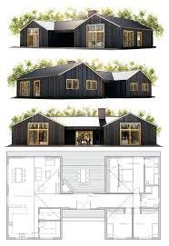 floor plans nz houses barn style homes cottages house plans floorbarn floor nz