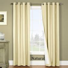 Curtains That Block Out Light Nantucket Cotton Twill Total Blackout Panel
