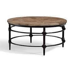 pottery barn metropolitan coffee table
