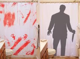 bloody shower curtain halloween bloody shower curtain