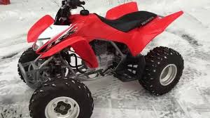 how to use the honda trx 250x sportclutch what does it do youtube