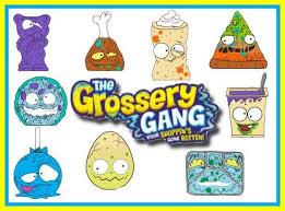 19 grossery gang birthday ideas images trash