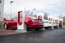 Tesla Supercharger Map Tesla Promises Extra Uk Supercharging Sites Driveev