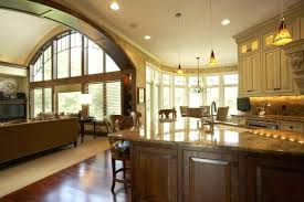 kitchen and dining room open floor plan decoration small kitchen dining room design ideas living open floor