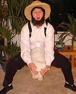 Amish Costumes Halloween Sweatpantserection Offensive Halloween Costumes