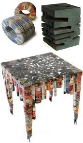Furniture Recycling by Creative Recycled Furniture For A Cool Looking Home