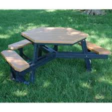 recycled plastic picnic tables picnic tables plastic recycled plastic www globalindustrial ca