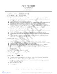 ideas of work at home agent sample resume about letter