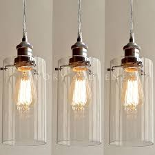 french industrial pendant lighting allira pendant light 3pc pendant lighting chrome and lights
