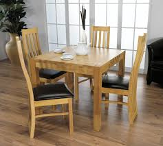 Solid Oak Dining Room Furniture by Dining Table Square Beautiful Square Dining Room Table With