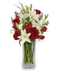 florist ocala fl all is merry bright bouquet in ocala fl blue creek