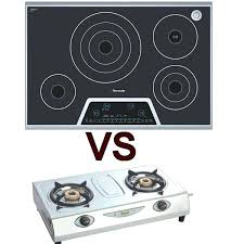 Gas Cooktop Vs Electric Cooktop Cooking Gas Vs Electric Stove Boil Water Faster Gas Electric