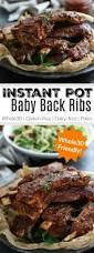 instant pot baby back ribs the real food dietitians