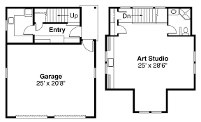 Garage Apartment Plans One Story Armstrong Adventures In Space House Plans From Converted Garages
