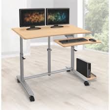 Ergo Standing Desk by Ergo E Eazy Sit Stand Workstation Mooreco Inc Best Rite