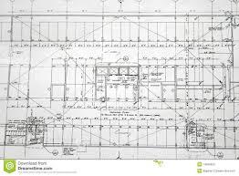 floor plan drawing detail stock photo image 14535620