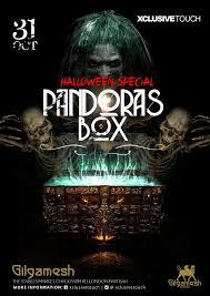 ra pandora box halloween special at gilgamesh london 2015