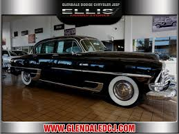Classic Cars For Sale In Los Angeles Ca Used 1954 Chrysler New Yorker Deluxe For Sale By Los Angeles