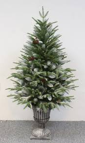 100 white pre lit pop up tree 7ft 6in thetford