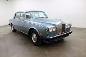 roll royce silver 1977 rolls royce silver shadow right hand drive beverly hills