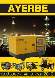 catalogo ayerbe motors 2013 by merkasol energias renovables issuu