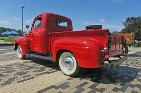 Ford Old Pickup Truck - 1950 ford f 1 truck review rolling the og f series motor trend