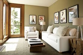 Small Living Room Furniture Arrangement by White Sofa Arrangement For Super Small Living Room In Chic Look