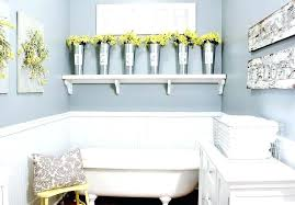 yellow and grey bathroom decorating ideas yellow gray and white bathroom decor grey bathroom decor blue and